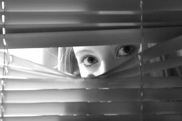 who's out there - stalking stock photos and pictures