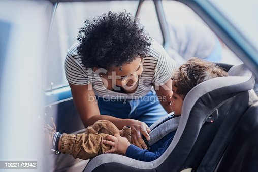 istock Who's ready for a little road trip? 1022179942