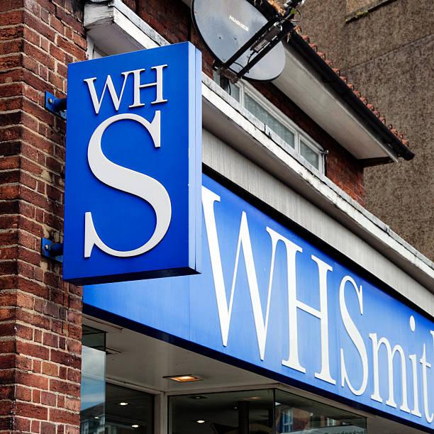 whsmith - beckenham town stock-fotos und bilder