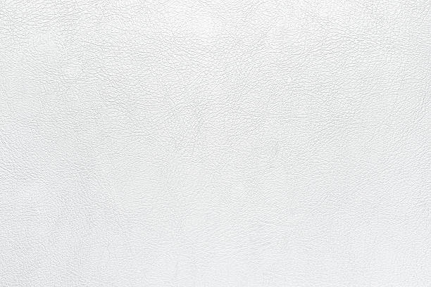 whtie leather texture background white leather texture background. leather stock pictures, royalty-free photos & images