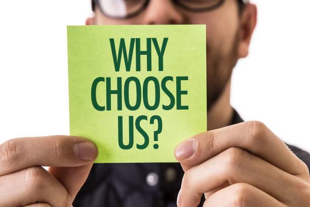 Pourquoi nous choisir? - Photo