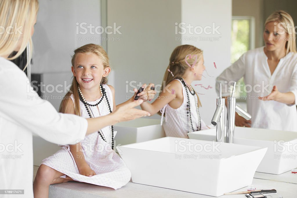 Why did you do this?! royalty-free stock photo