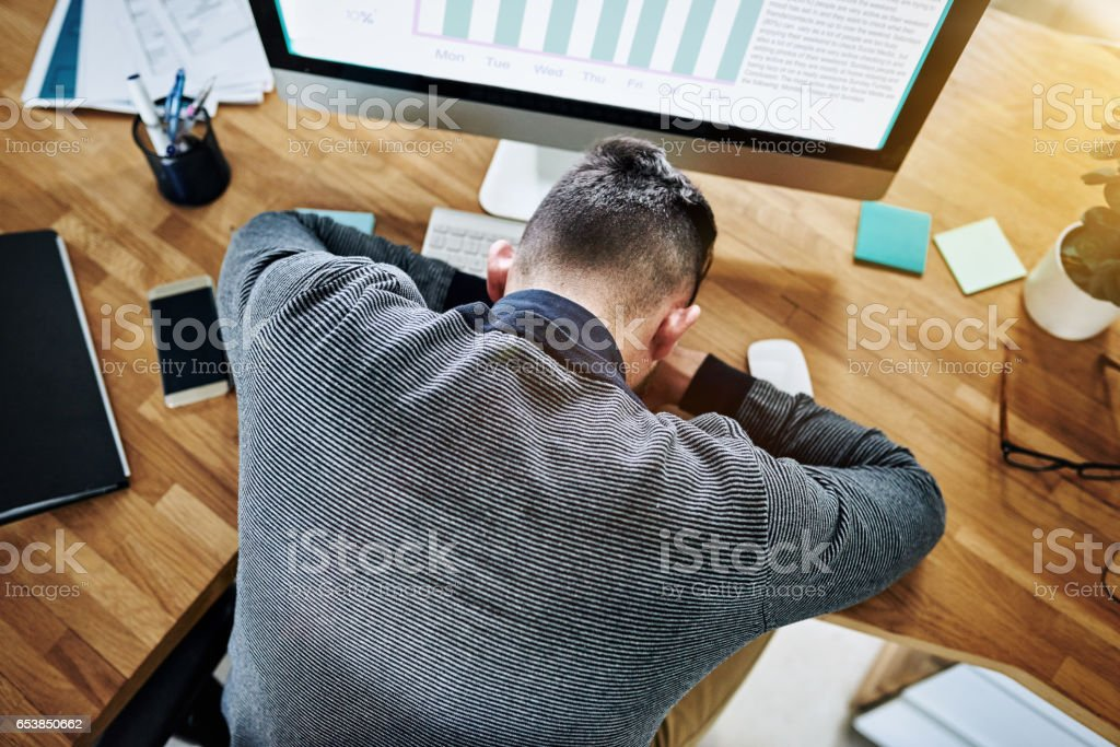 Why is this day not over yet stock photo
