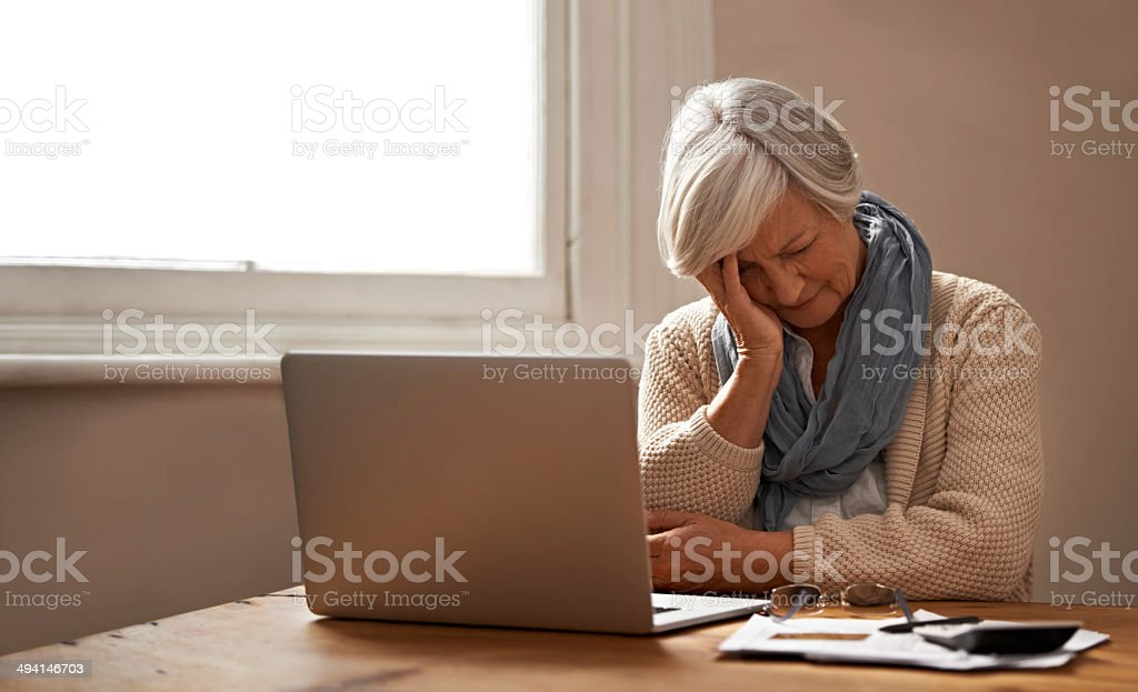 Why is this so complicated? stock photo