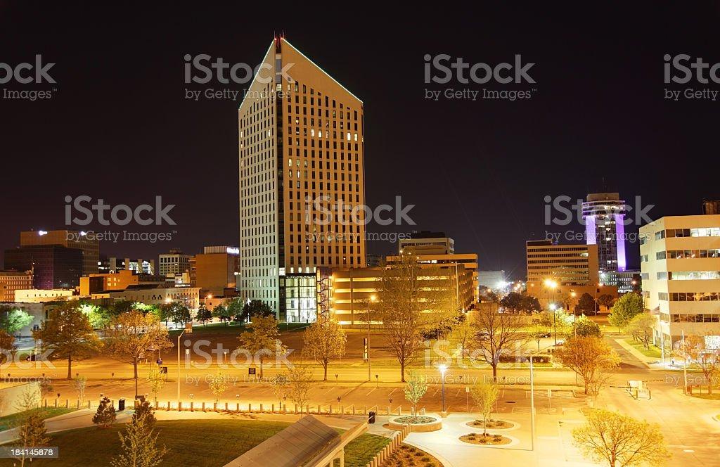 Wichita royalty-free stock photo