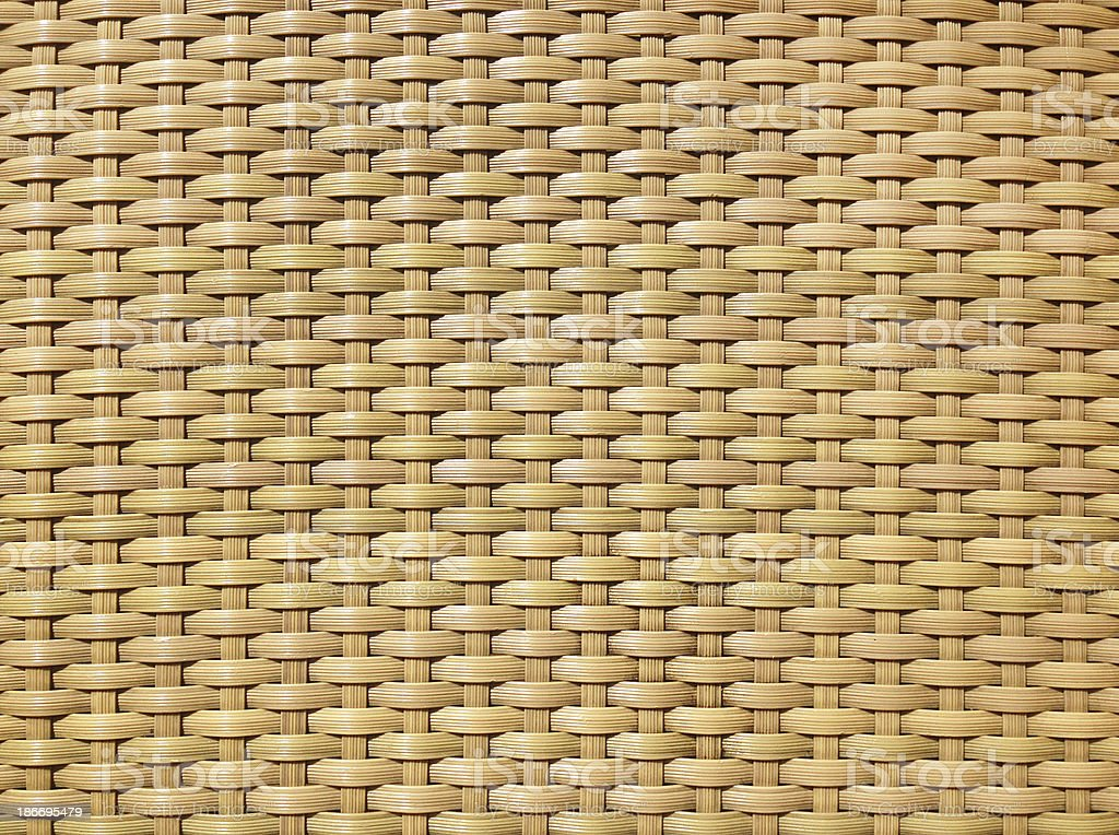 Wicker Background (Click for more) stock photo