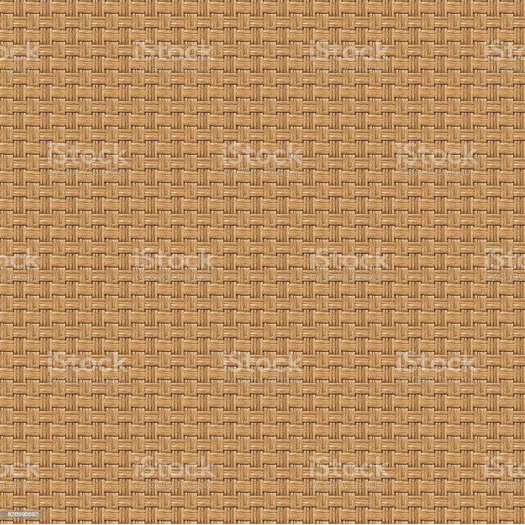 Wicker Background stock photo
