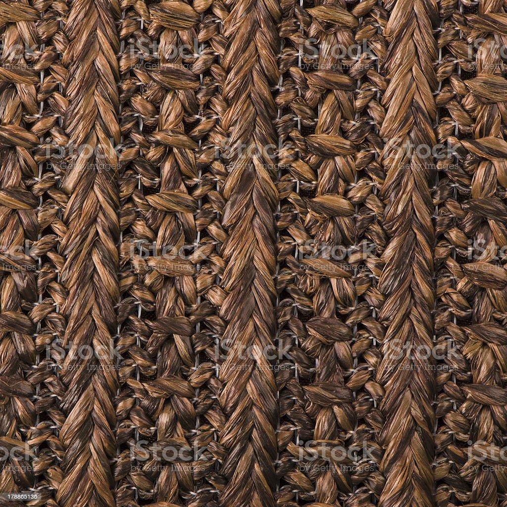 Wicker pattern background royalty-free stock photo