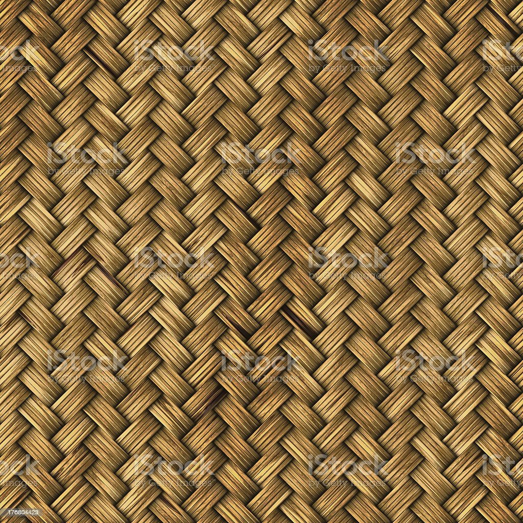 wicker texture royalty-free stock photo