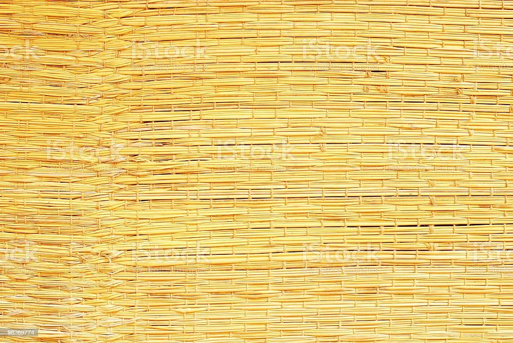 위커 벽 royalty-free 스톡 사진