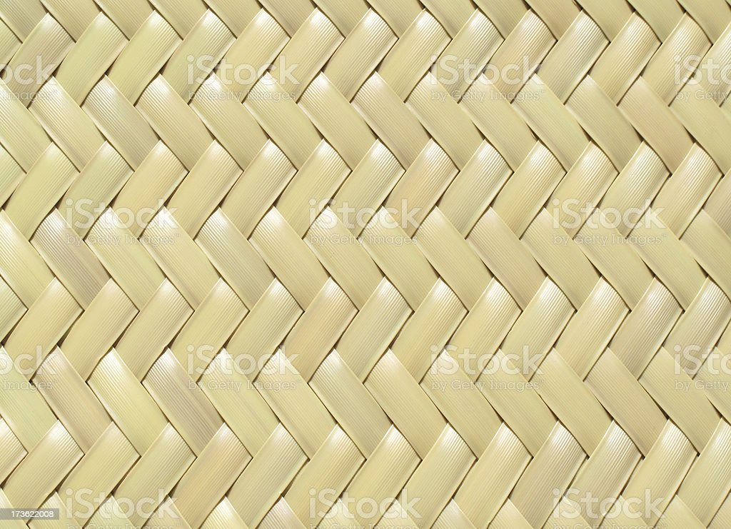 wicker weave texture royalty-free stock photo