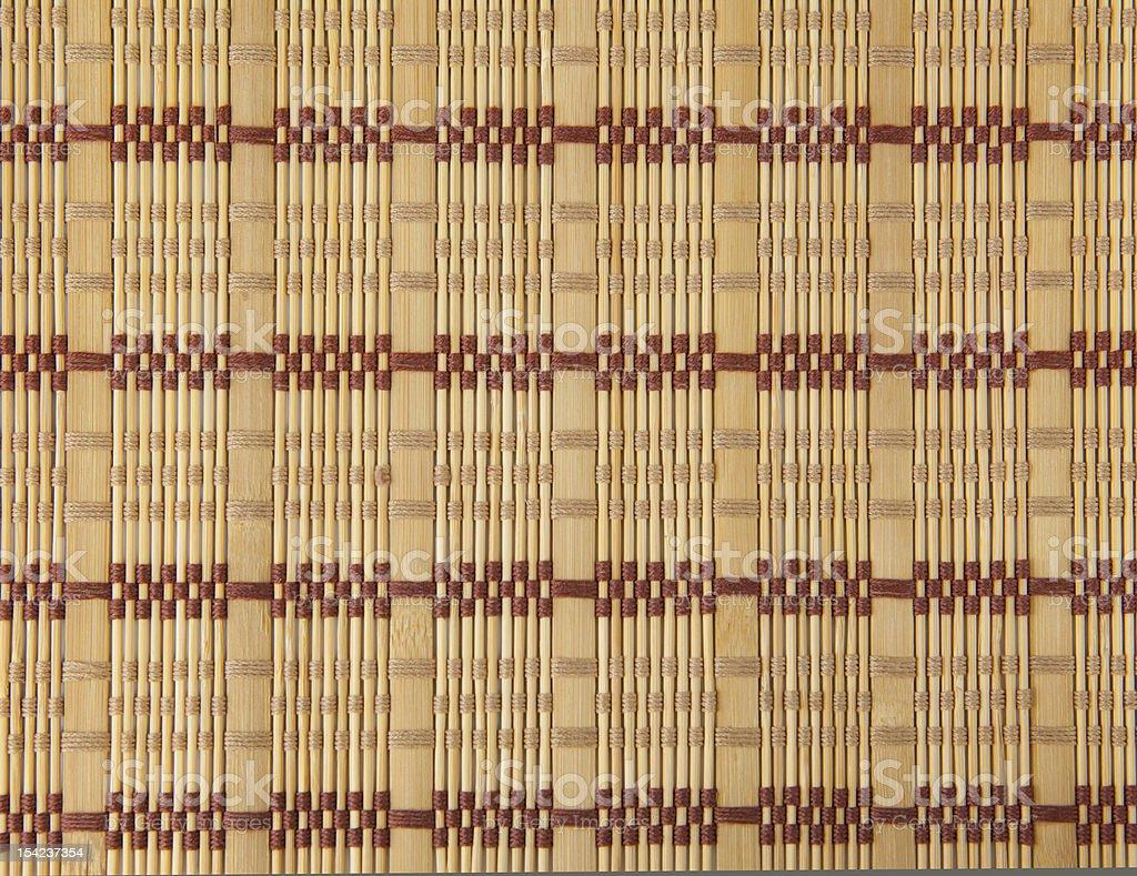 Wicker wood pattern royalty-free stock photo