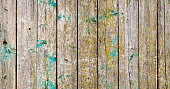 istock Wide Angle Vintage Rustic Shabby Wooden Background 1127289605