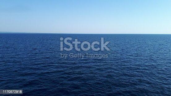Nature seascape background