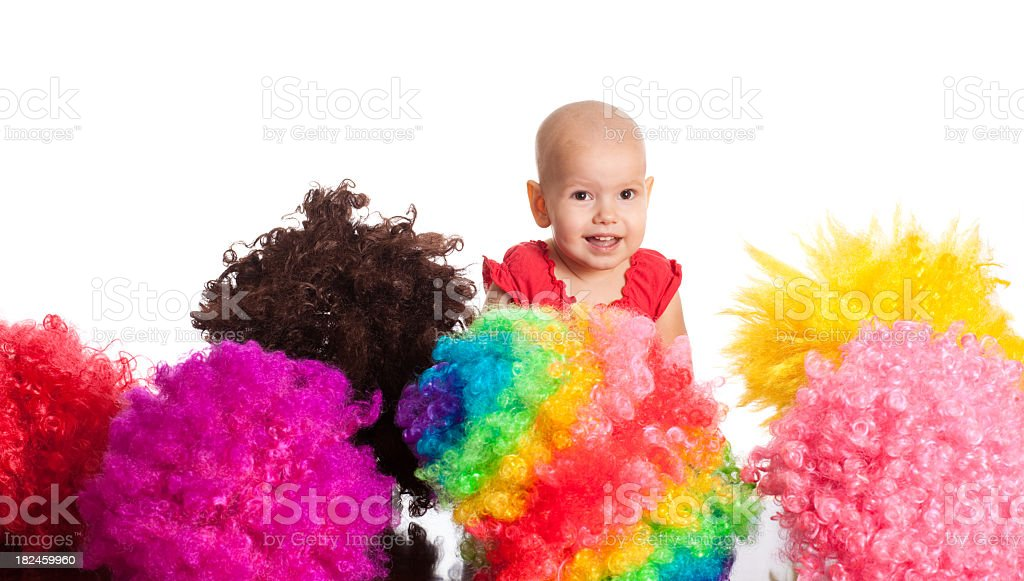 Wide choice royalty-free stock photo