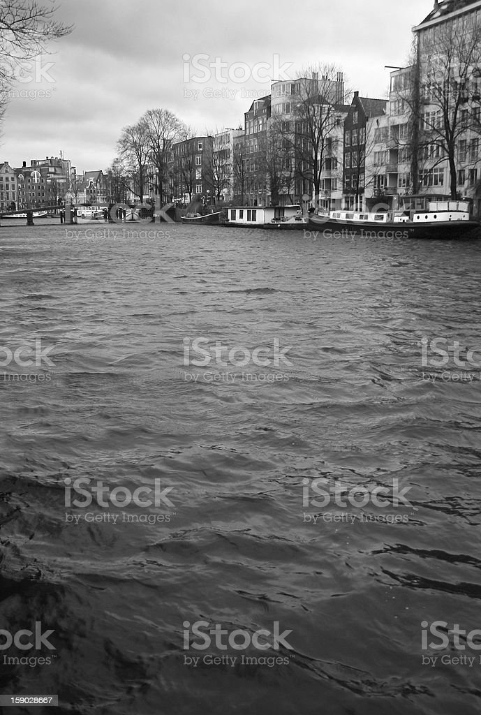 Wide waters royalty-free stock photo