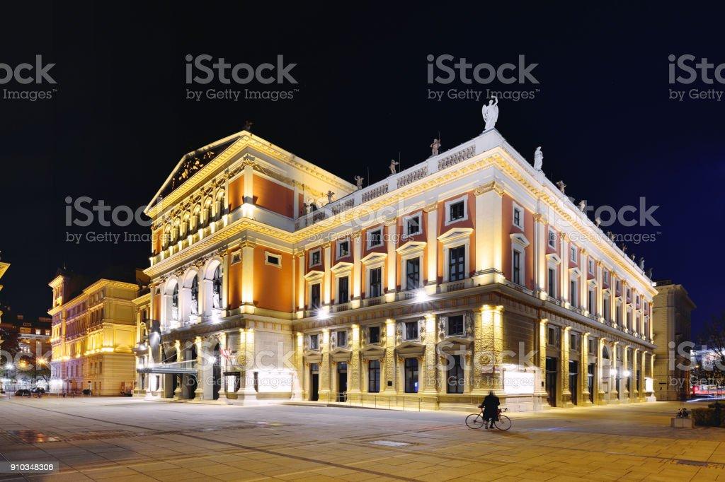 Wiener Musikverein, Wien, Wien – Foto