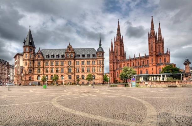 Wiesbaden, Deutschland – Foto