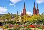 Germany, Wiesbaden