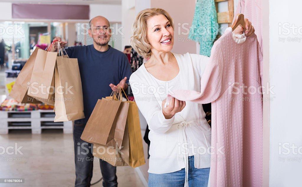 BONITA: Wife at adult store