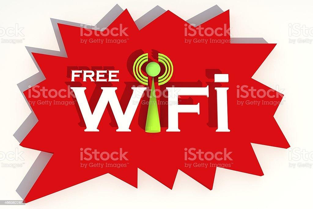 wifi royalty-free stock photo