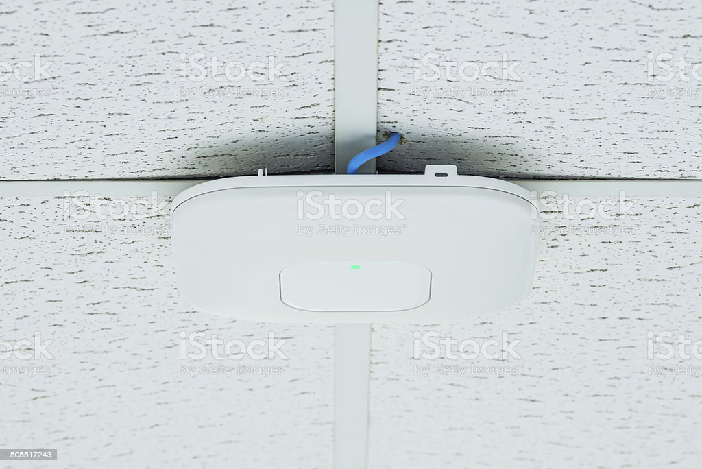 wifi router stock photo