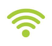 istock Wifi Sign 187576814
