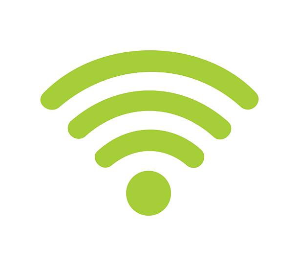 wifi sign - wireless technology stock pictures, royalty-free photos & images