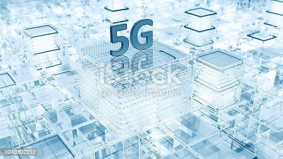 istock 5G wifi technology digital concept 1043302212
