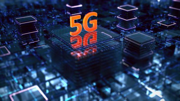 5G Wifi digitale Technologiekonzept – Foto