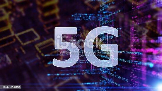 istock 5G wifi technology digital concept 1047054354