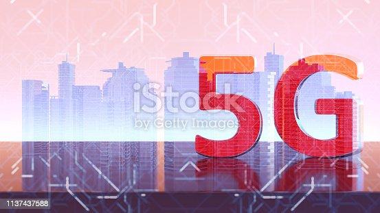 istock 5G wifi technology digital concept 1137437588