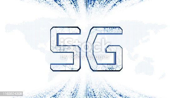 istock 5G wifi technology digital concept 1163524308