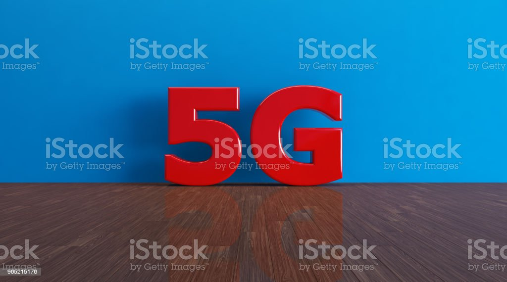 5G wifi technology digital concept zbiór zdjęć royalty-free