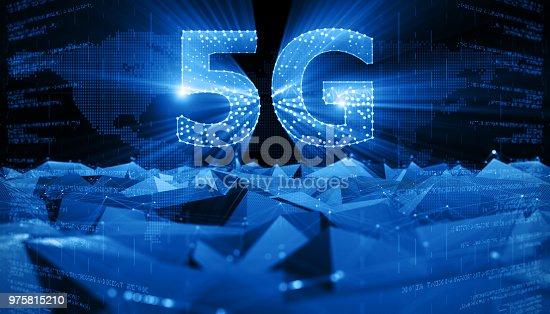 istock 5G wifi technology digital concept 975815210