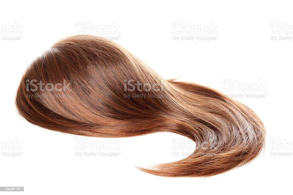 Wig | Isolated stock photo