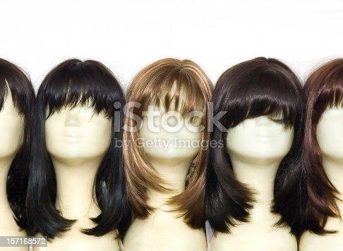 Wigs head