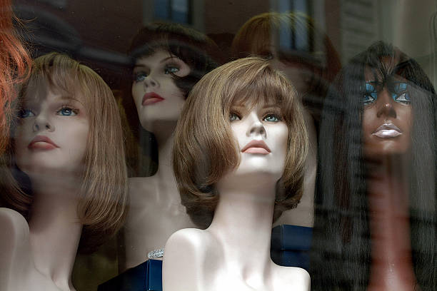 wigs - 가발 뉴스 사진 이미지