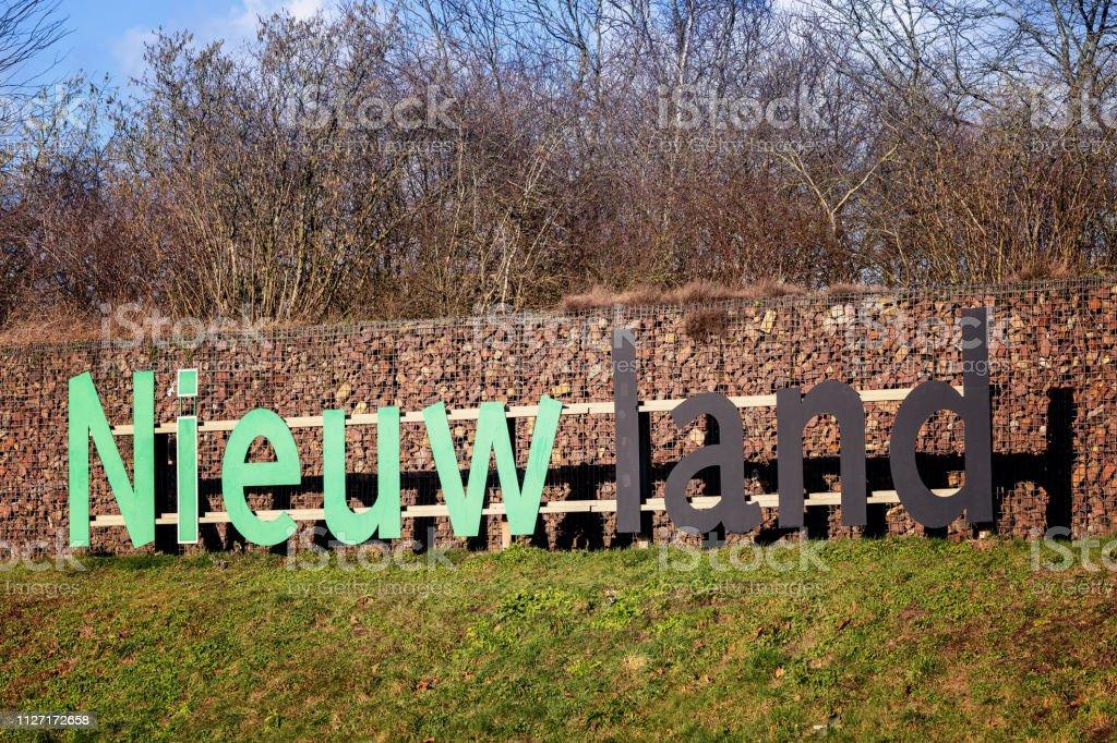 Wijk Nieuwland van Amersfoort. foto
