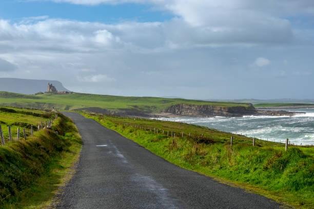 Wild Atlantic Way stock photo