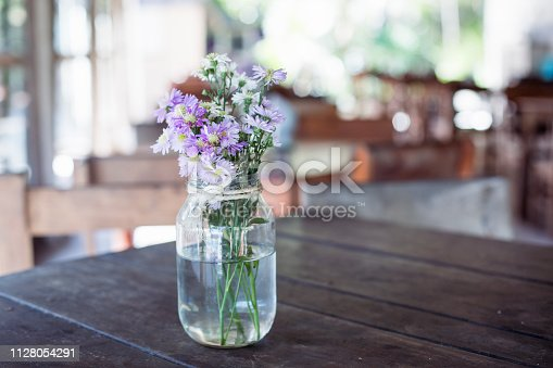 flower, bouquet, wildflower, restaurant