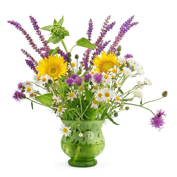 Bouquet Fleurs Des Champs Banque d'images et photos libres de droit - iStock