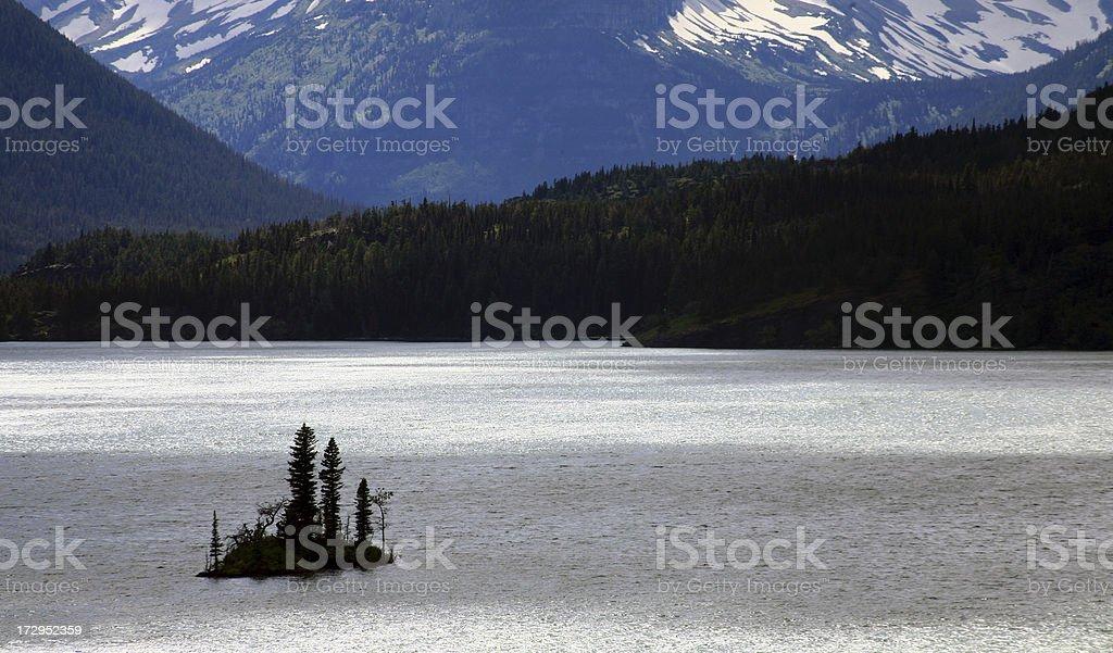 Wild Goose Island stock photo