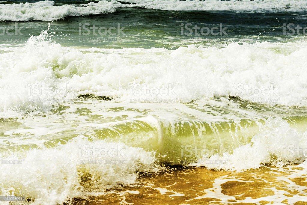 wild ocean royalty-free stock photo