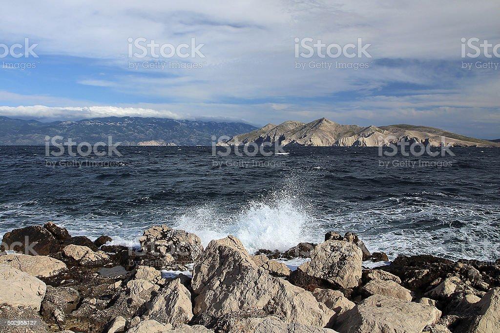 wild Meer – Foto