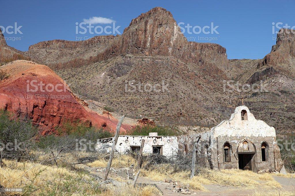 Wild West stock photo