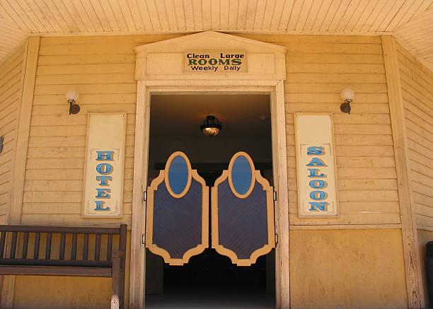 Wild West Saloon Doors
