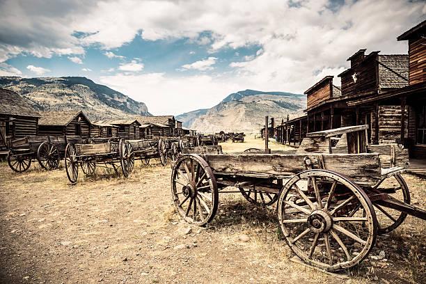 Wild West Town - Photo