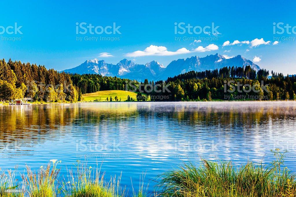 Wilder Kaiser, Austria – zdjęcie