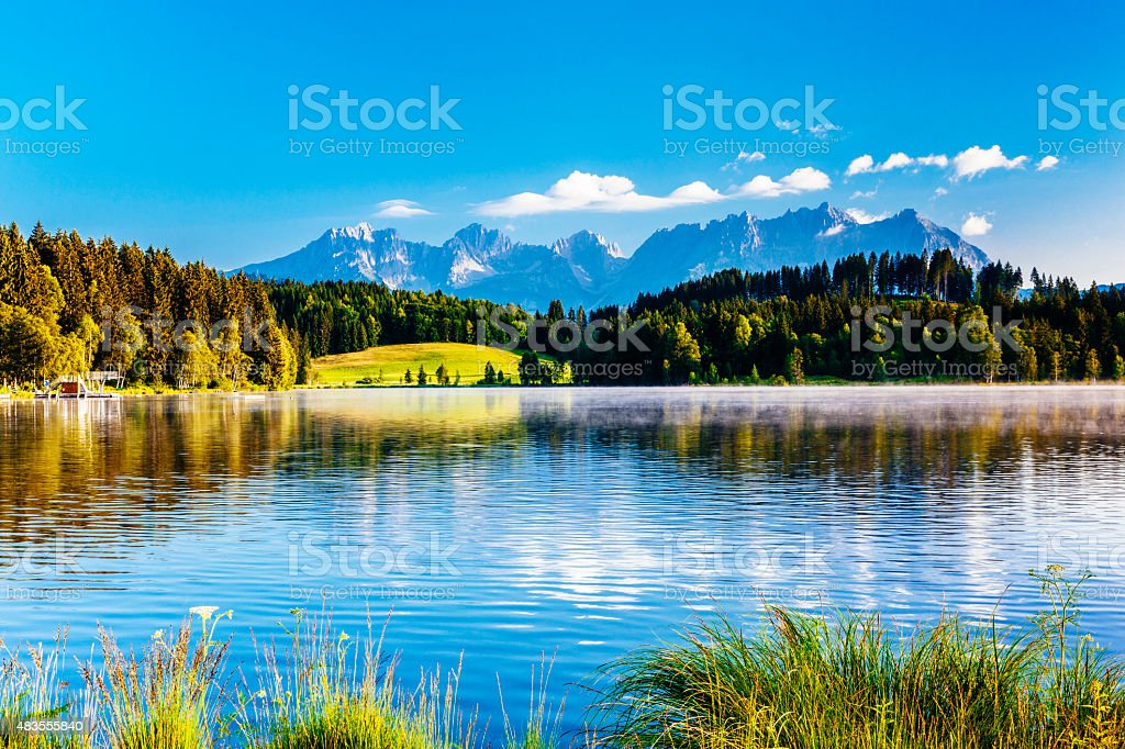 Wilder Kaiser, Austria - foto de stock
